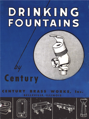 Century Drinking Fountains Catalog