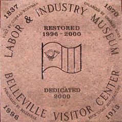 Labor & Industry Museum - Belleville, Illinois History