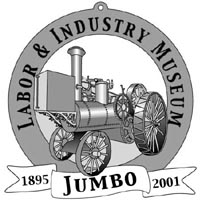 Belleville Labor & Industry Museum - Jumbo Ornament